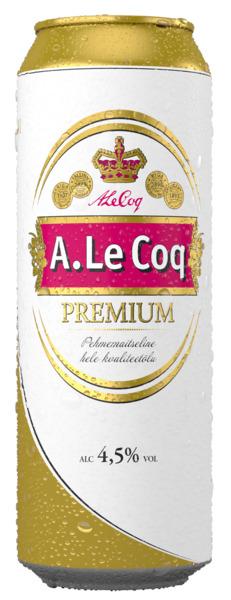 A Le Coq Gluteeniton